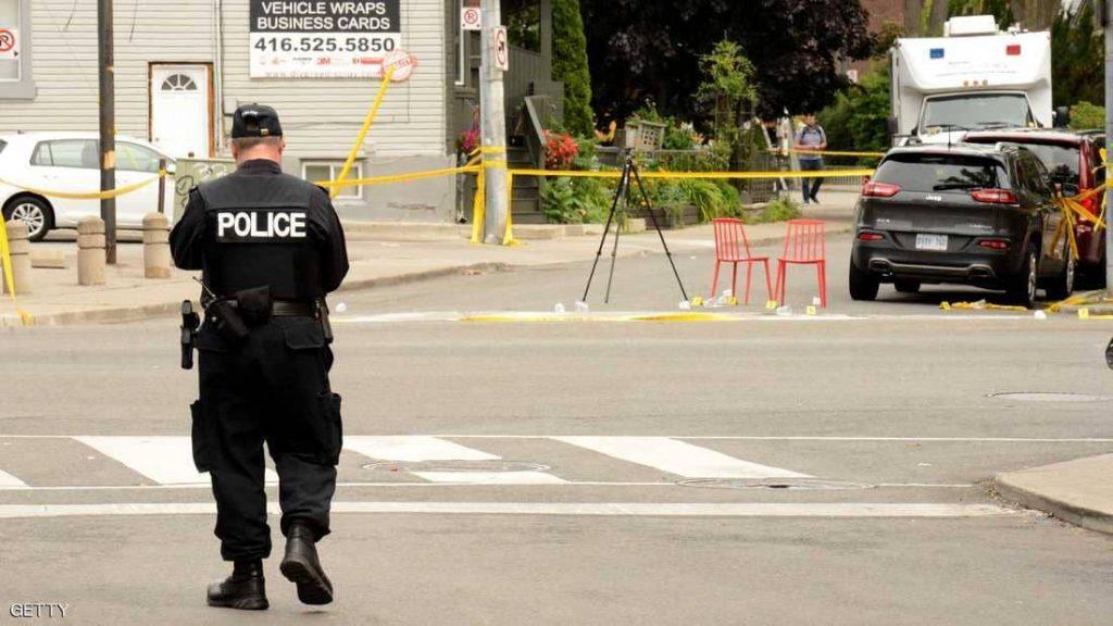 قتلى في إطلاق نار بكندا والشرطة تعتقل شخصا