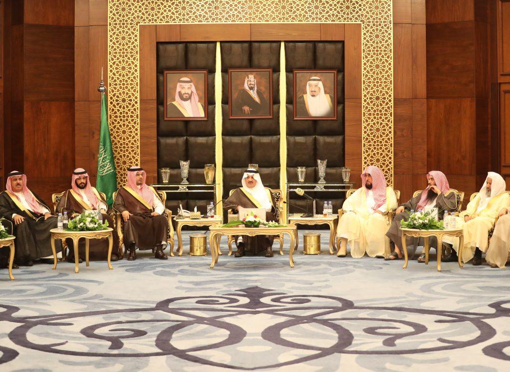 الأمير سعود بن نايف يوجه القطاعات بالاستعداد لأعلى مستوى لاستقبال الحجاج عبر منافذ الشرقية