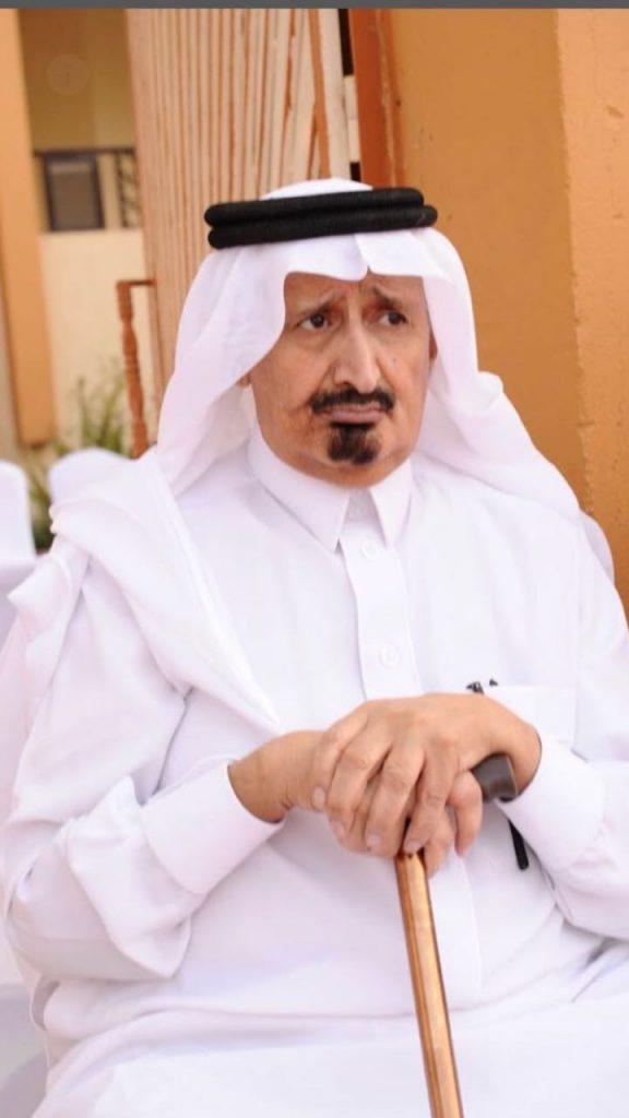 آل أبونقطة المتحمي ينعون الشيخ سليمان بن سعود رحمه الله