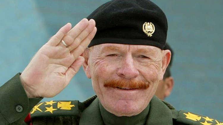 """الدوري يدعو لـ""""انتفاضة طارئة"""" ضد إيران ويعلن دعمه لاحتجاجات العراق"""