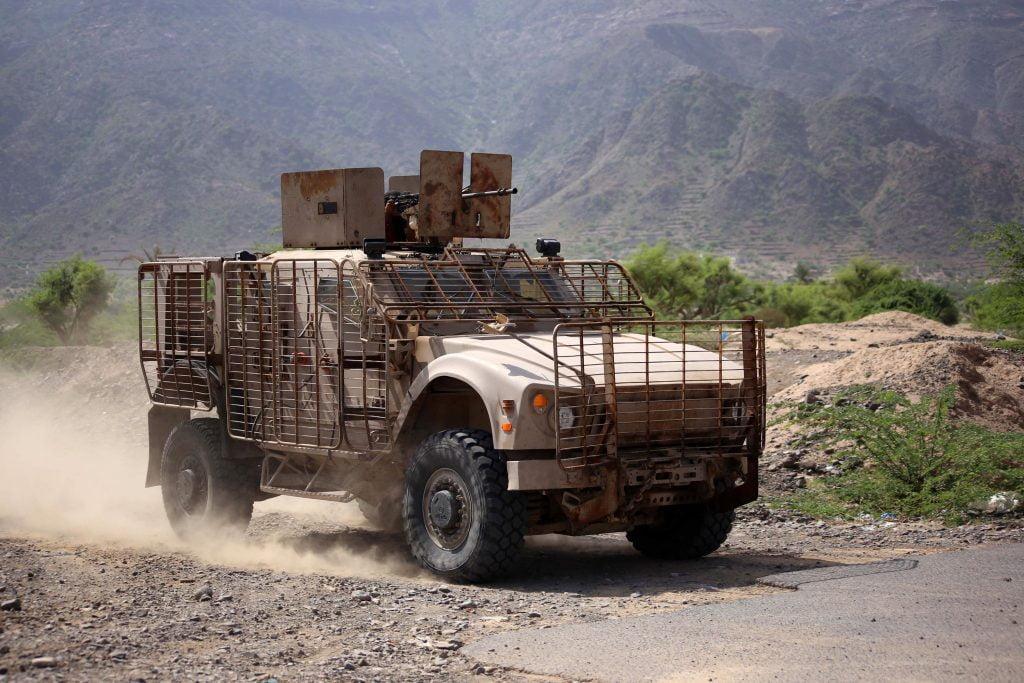 الجيش اليمني يعلن السيطرة على خط مهم في الحديدة