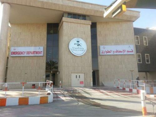 مستشفى الملك خالد بالخرج يجري أكثر من 500 ألف فحص مخبري ويستقبل عدد كبير من المرضى