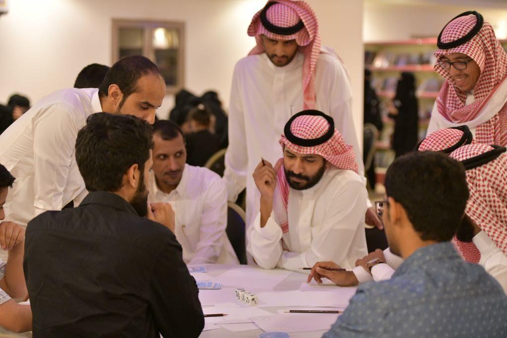 مجلس شباب الباحة ينظم دورة التدوين البصري