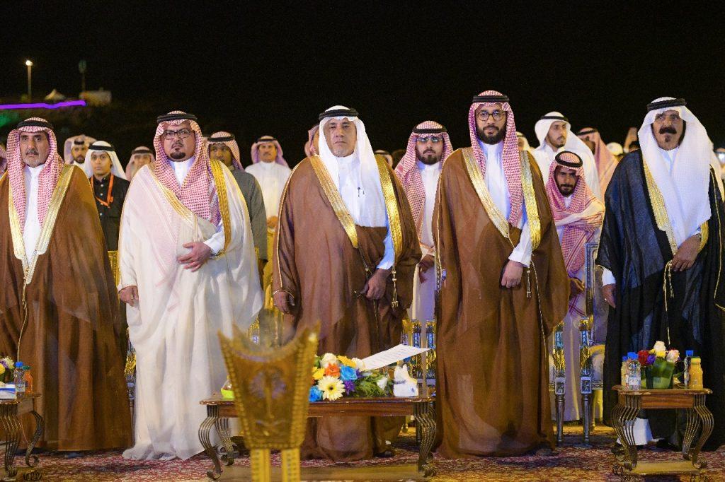 أكثر من 3 الآف زائر يشهدون ختام مسابقة الفنون الشعبية بمحافظة القرى