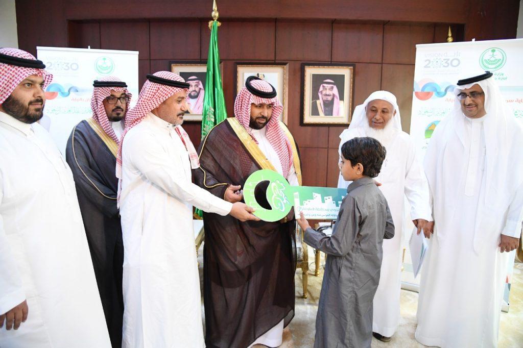 أمير منطقة جازان بالنيابة يرعى توقيع اتفاقية بناء 60 وحدة سكنية جديدة بمحافظة العارضة