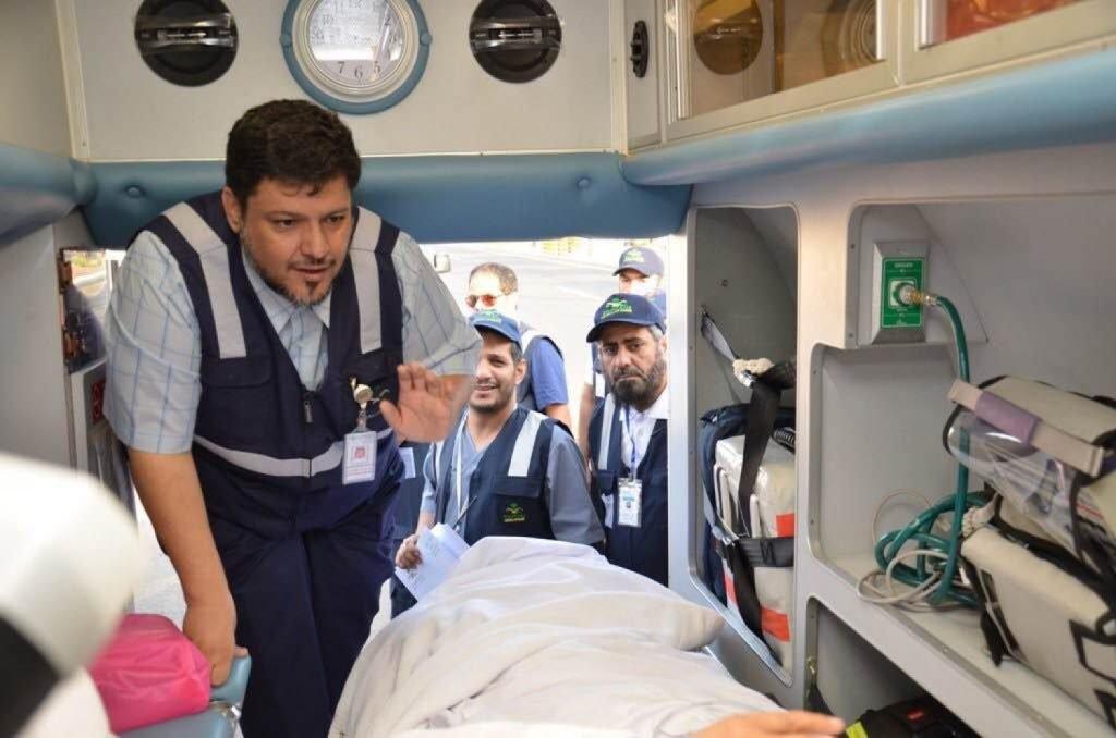 وزارة الصحة تجهز قافلة طبية لنقل الحجاج المنومين بمستشفيات المدينة المنورة إلى المشاعر المقدسة