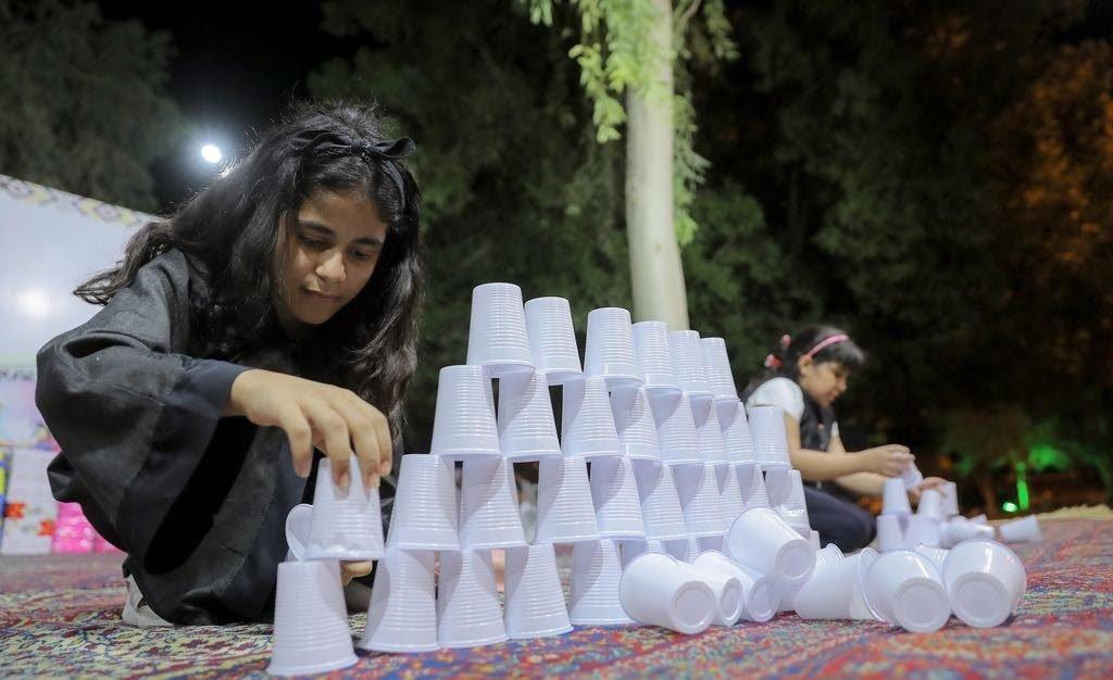 """جامعة القصيم تشارك ببرامج صحية في مهرجان """"صيف المذنب 39"""""""
