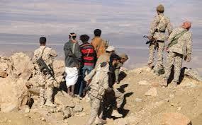 قتلى وجرحى من ميليشيا الحوثي في اشتباكات بجبهة صرواح