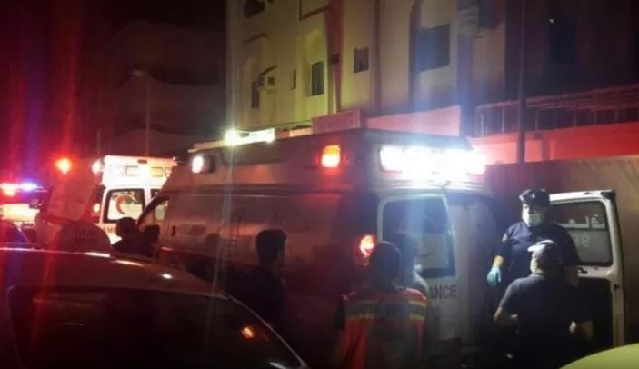 سبع حالات اختناق في حريق شقة سكنية بجدة