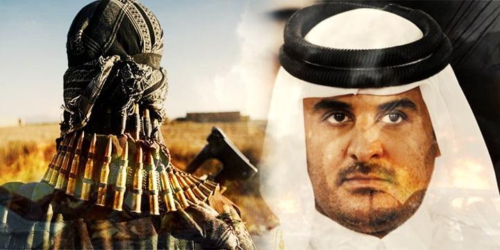 قناة سي إن بي سي الأمريكية: قطر الداعم التاريخي للإرهاب