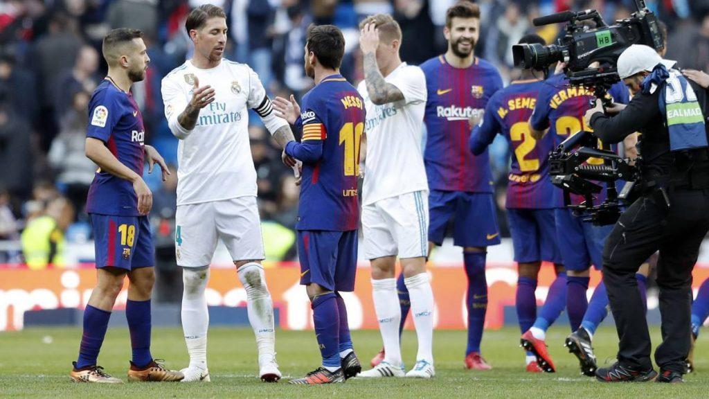برشلونة يفوق ريال مدريد بـ66 مليون يورو في الإنفاق على اللاعبين