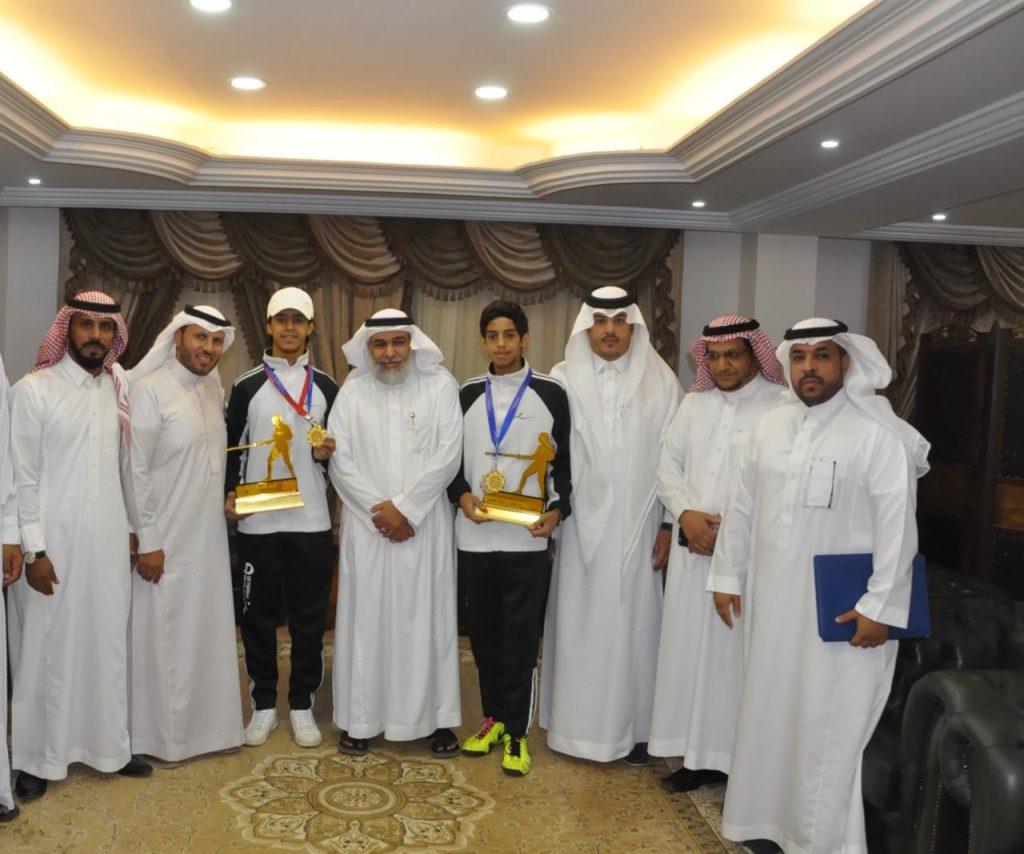 الحليفي والجعيد يحققان عدد من الميداليات في البطولة العربية للمبارزة فى الأردن