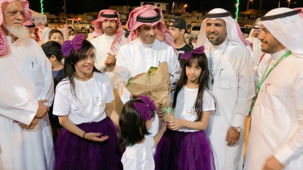 وكيل إمارة الباحة يزور مهرجان الرمان الوطني السابع*