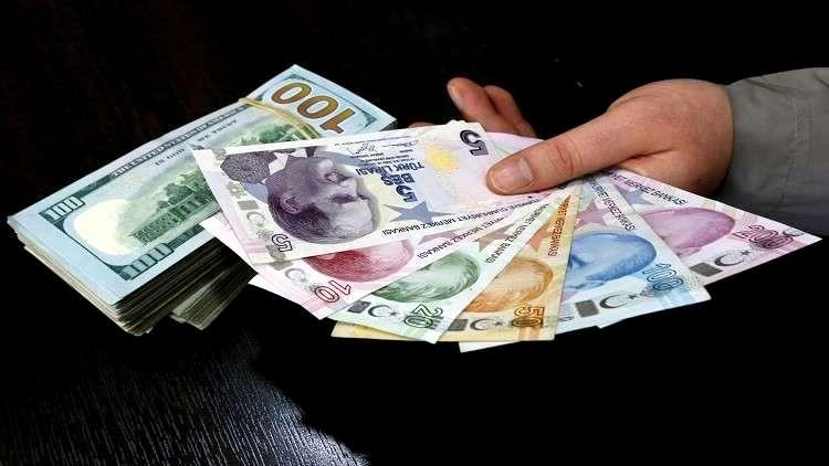 تراجع جديد ل«الليرة التركية» بعد رفع أسعار الفائدة