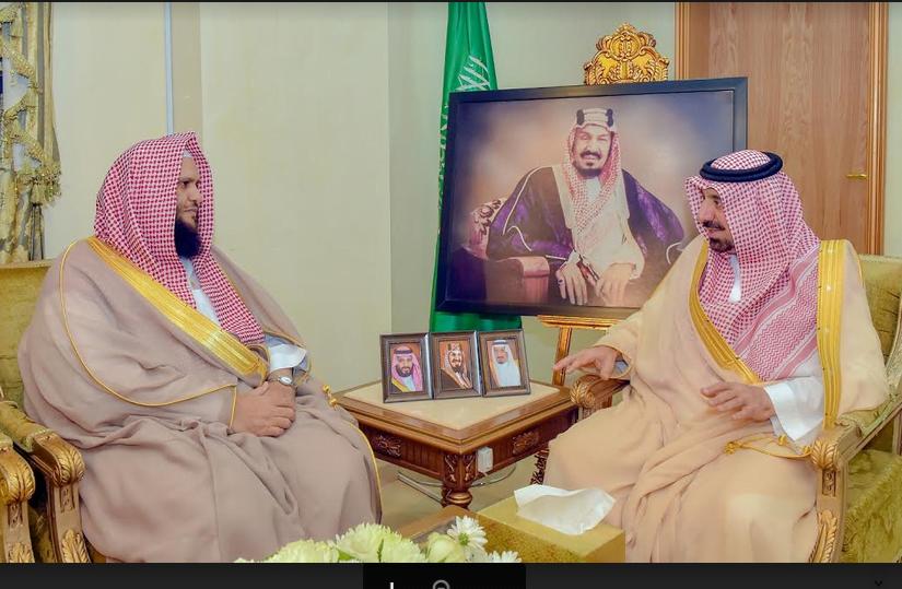 """أمير نجران يشيد بمبادرة """"الشؤون الإسلامية"""" في الحد الجنوبي"""