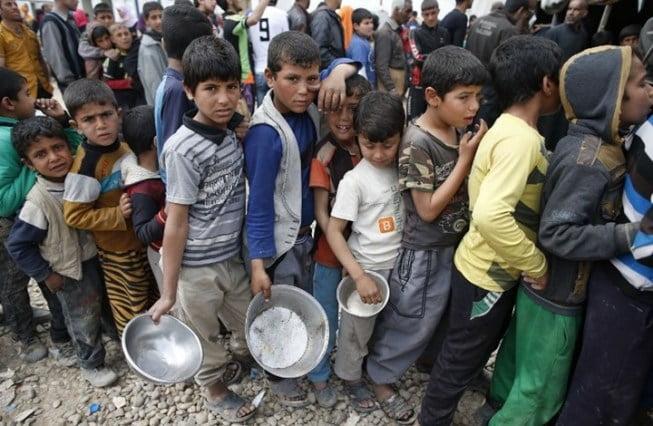 """""""الأغذية العالمي"""" تناشد 2000 ملياردير: نحتاج 4.9 مليار دولار في العام لإطعام 30 مليونا"""