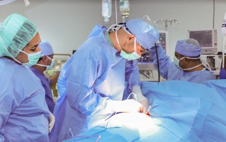 5147 جراحة ناجحة في مستشفى الملك خالد بنجران