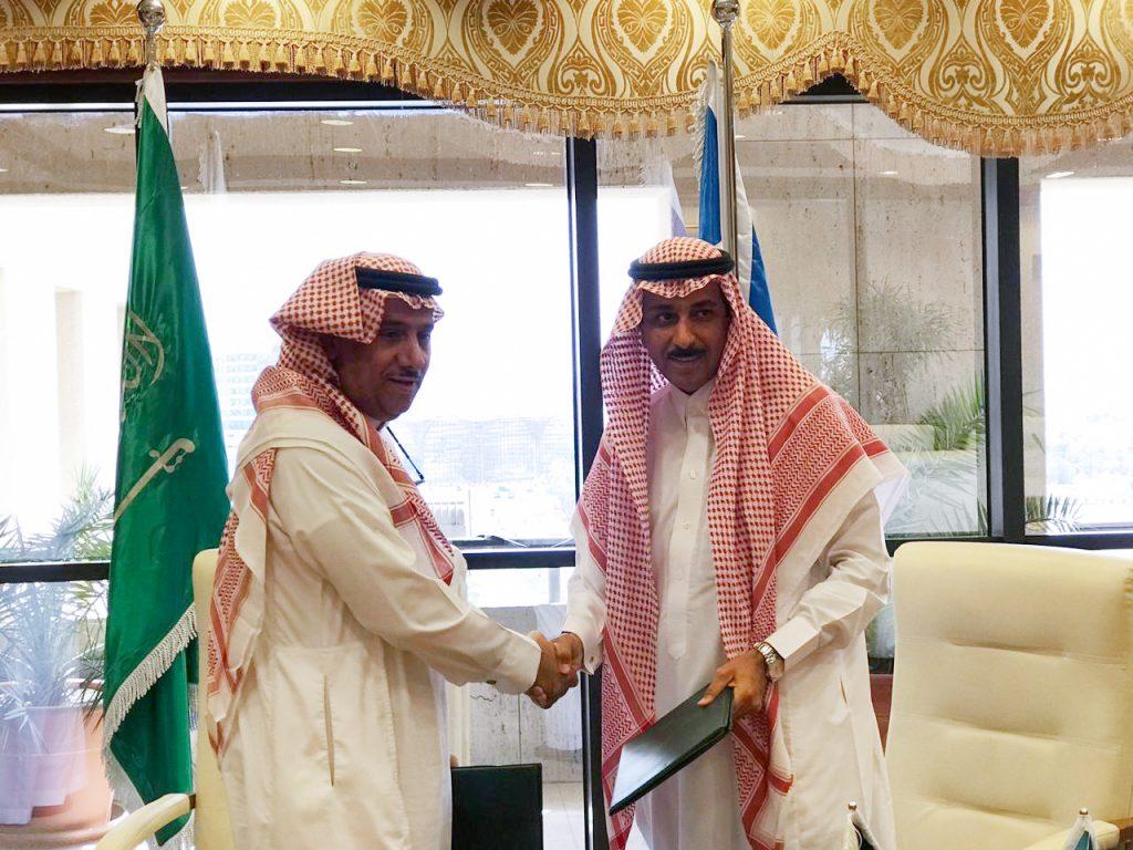 """ اتفاقية تعاون بين جامعتي """"حائل والملك سعود"""" لابتعاث المعيدين"""