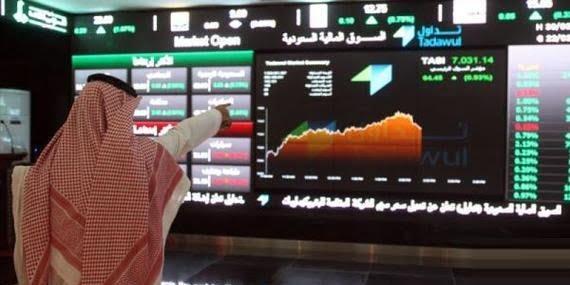 المستثمرون يعززون مراكزهم في سوق الأسهم السعودية