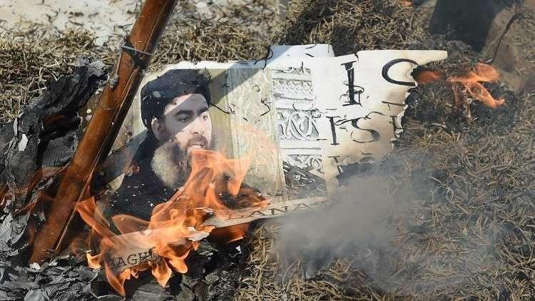 """""""ديلي ميل"""": البغدادي أعدم 320 عنصرا من أتباعه بسبب الخيانة"""