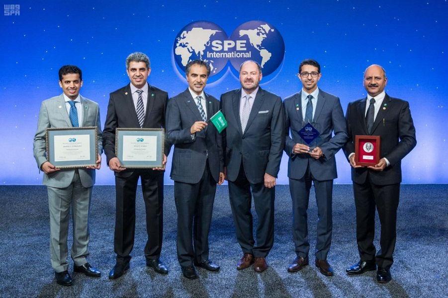 سامي النعيم رئيسًا للجمعية الدولية لمهندسي البترول