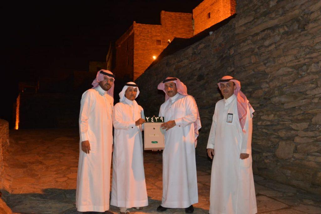 البريد والسياحة ينهيان عنونة وترقيم ٨٠% من إجمالي ١٢٦ موقعا أثريا وتراثيا في منطقة الباحة