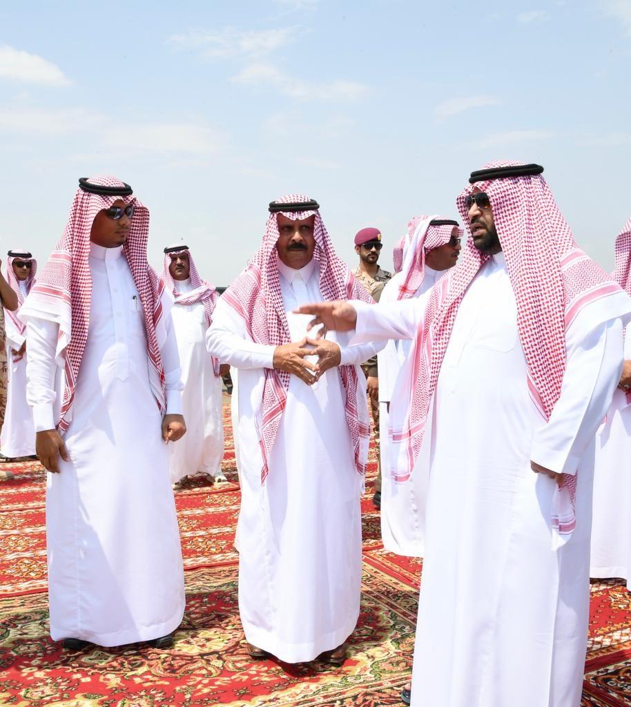 نائب أمير منطقة جازان يزور محافظة هروب