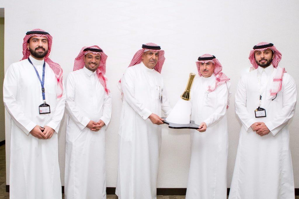 """الجمعية السعودية الخيرية لمرض ألزهايمر تكرم المساند الاستراتيجي """"السعودية للكهرباء"""""""