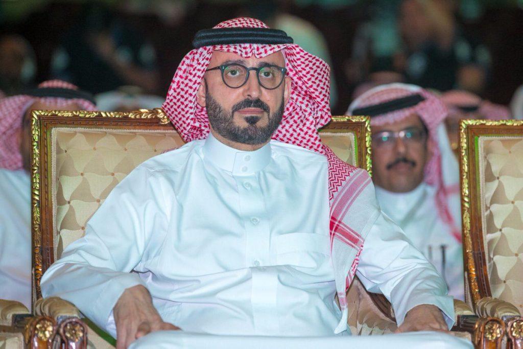 رئيس الاتحاد السعودي يبارك للقيادة تحقيق كأس آسيا للشباب لكرة القدم