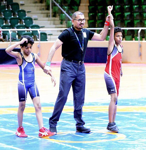 انطلاق بطولة المملكة للمصارعة الحرة في جدة