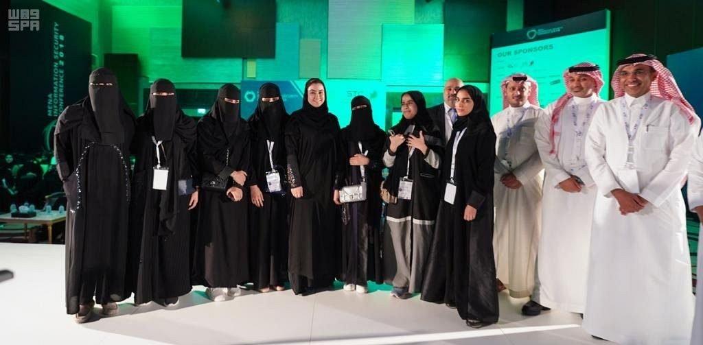 الجامعة الإسلامية , والملك عبدالعزيز , والإلكترونية , والإمام عبدالرحمن تتوج بجوائز هاكاثون بالرياض