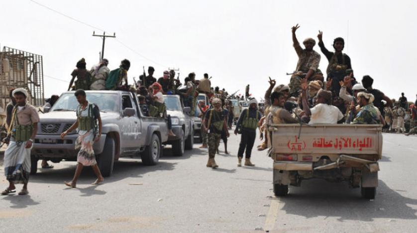 قوات الجيش اليمني تواصل عملية التقدم في البيضاء