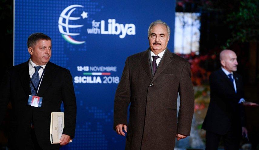 الأطراف الليبية المشاركة في مؤتمر باليرمو يؤكدون احترامهم لنتائج الانتخابات ودعمهم للجهود الأممية