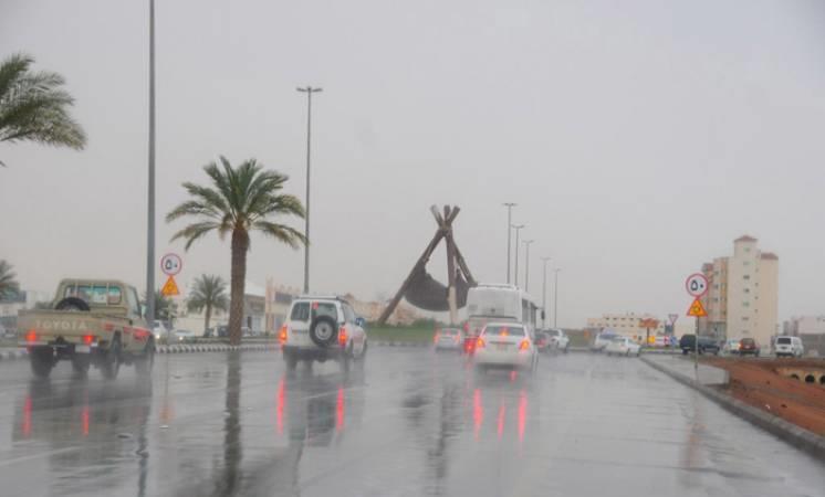 الأرصاد تنبه عن هطول أمطار رعدية على محافظات الباحة