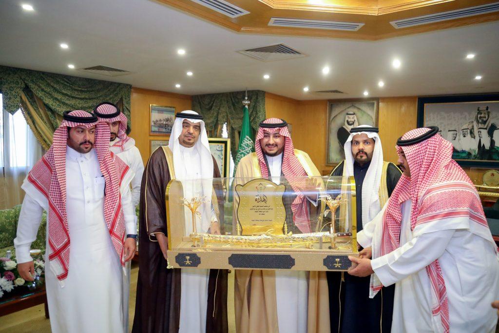 مكتب الامير عبدالعزيز