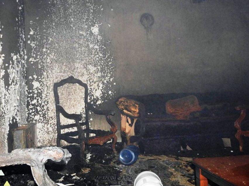 حائل: السيطرة على حريق شقة سكنية ونقل طفل للمستشفى
