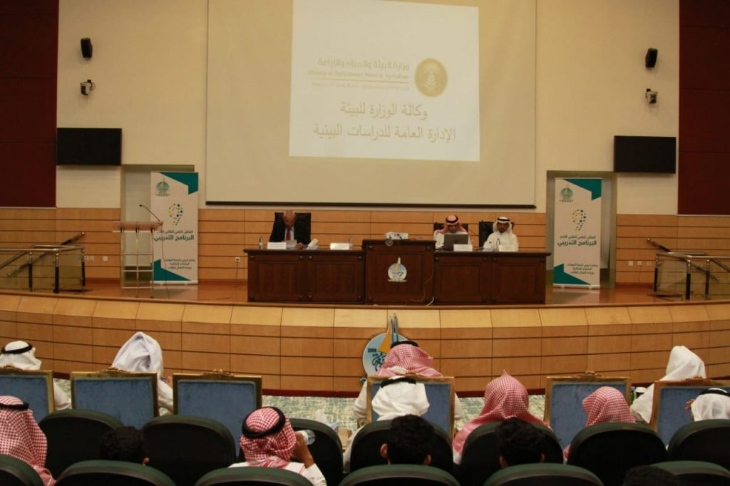 أ.د محمد أبو راسين يرعى انطلاق الدورات التدريبية لطلاب وطالبات الجامعة
