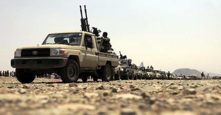 الجيش اليمني يحرر مواقع جديدة في محافظة البيضاء