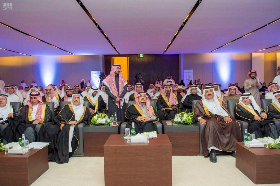 أمير الرياض يدشن معرض الحوار التفاعلي بمركز الملك عبدالعزيز للحوار الوطني