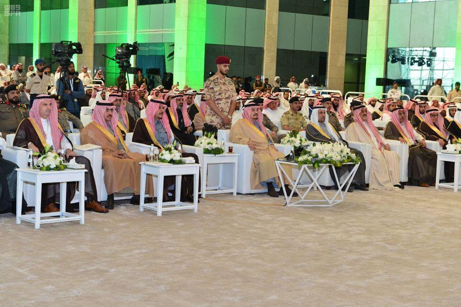أمير الرياض يرعى حفل جامعة المجمعة ويفتتح عدداً من المشروعات