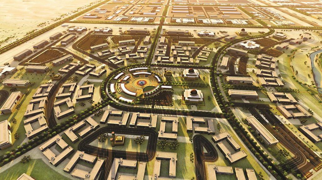 أرامكو السعودية تؤسس مدينة الملك سلمان للطاقة (سبارك) ..