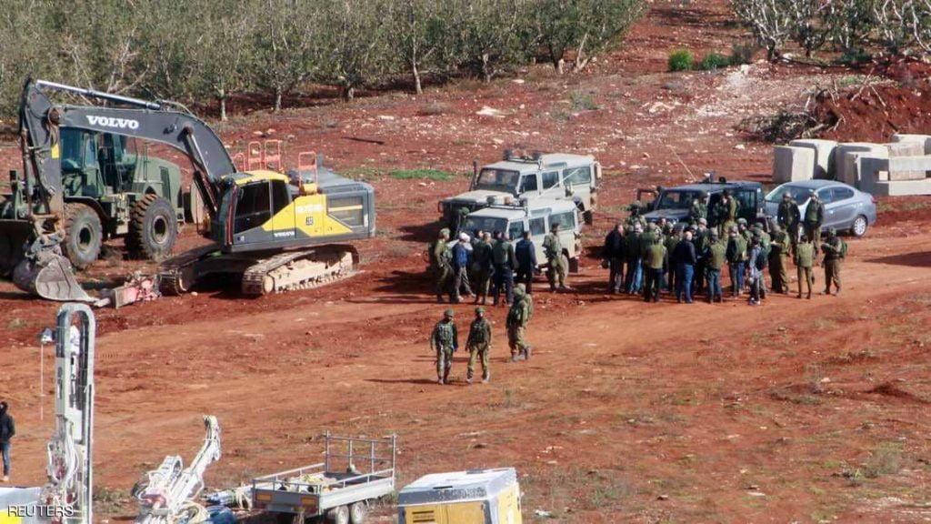 الأمم المتحدة تؤكد وجود نفق على حدود لبنان قرب الخط الأزرق