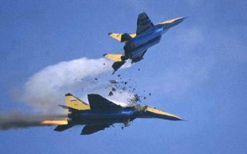 اصطدام طائرتين عسكريتين أمريكيتين قبالة سواحل اليابان