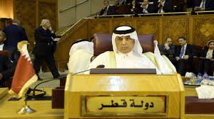 وزير الدولة للشؤون الخارجية بدولة قطر يصل إلى الرياض
