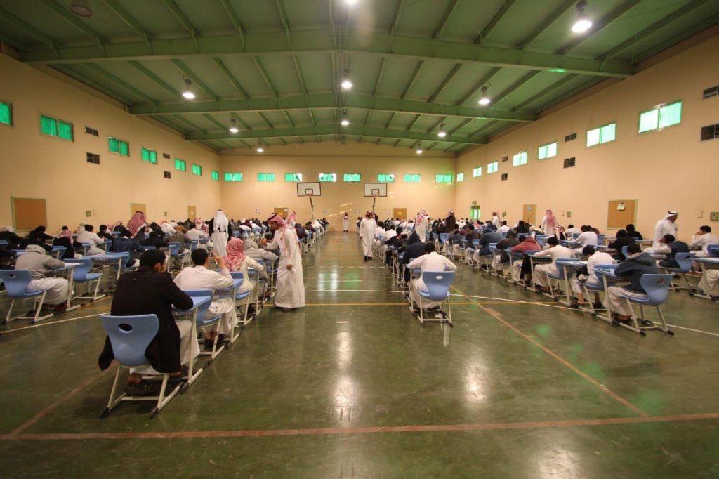 أكثر من20 ألف طالب يؤدون اختبارات الفصل الدراسي الأول بتعليم شرق الدمام