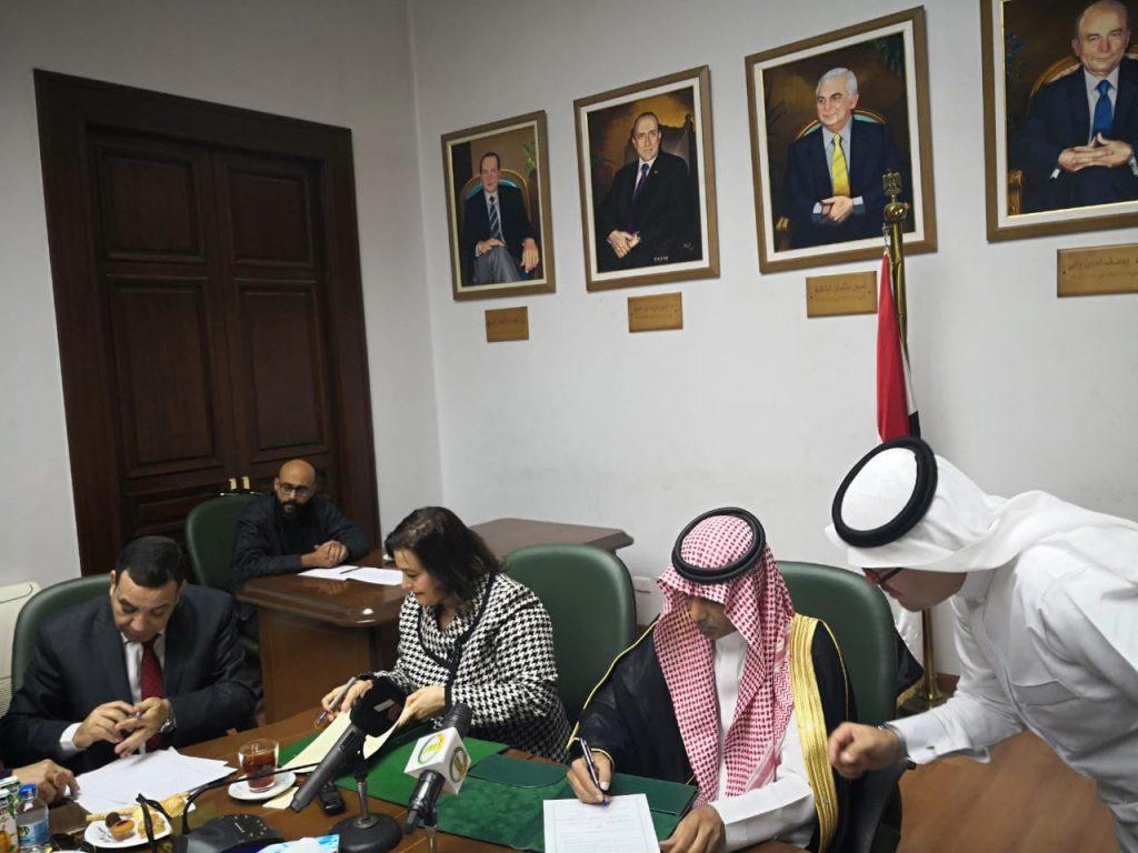 البيئة: توقيع الاتفاقية السعودية المصرية للخدمات البيطرية