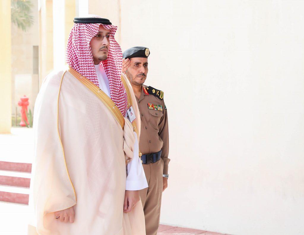الأمير أحمد بن فهد يفتتح فعاليات اليوم العالمي للتطوع 2018