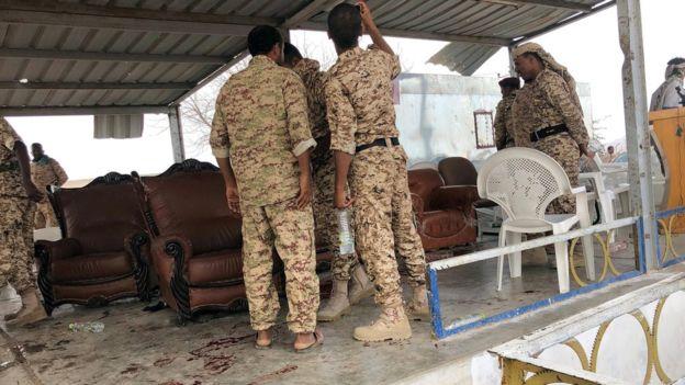 وفاة قائد عسكري يمني متأثرا بجراحه بعد هجوم العند