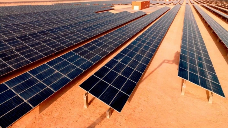 المملكة تؤكد على بناء قطاع طاقة متجددة مستدام