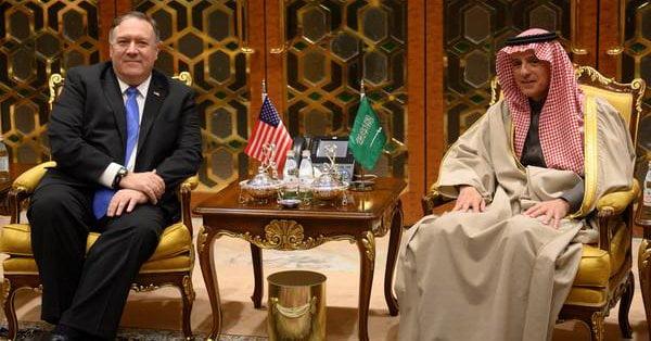 واشنطن: متفقون مع الرياض على دعم التقدم السياسي باليمن
